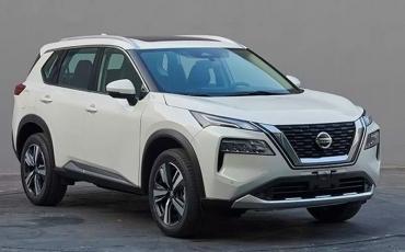 Idő előtt: Nissan X-Trail