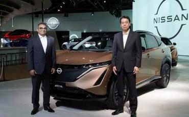 A Nissan Ariya emlékszik is rád